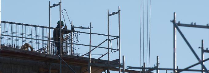 Mängel an Gebäuden nehmen zu, legt eine Studie des Bauherren-Schutzbundes nahe.