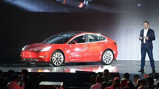 Verkaufsdruck steigt: Fünf Gründe, warum Tesla überbewertet ist