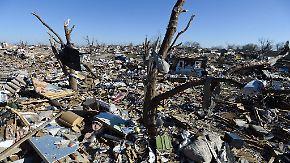Fußabdrücke der globalen Erwärmung: Das Wetter spielt immer öfter verrückt