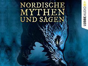 """""""Nordische Mythen und Sagen"""" von Neil Gaiman, gelesen von Stefan Kaminski, ist bei Lübbe Audio erschienen und dauert 391Minuten."""