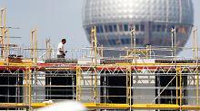 Bauboom, nicht nur in Berlin: Die Zeichen des Aufschwungs sind für Experten längst nicht mehr zu übersehen.