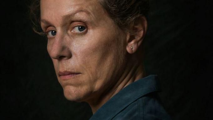 Wie ein angeschossenes Wild: Frances McDormand. Fantastisch.