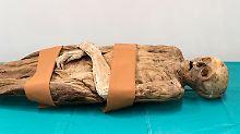 Basler Mumie identifiziert: Die Urururururur-Oma von Boris Johnson