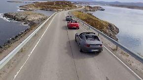 Roadtrip durch Norwegen: Neuer Mazda MX5 bietet jede Menge Fahrspaß