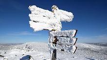 Drama im Bayerischen Wald: Bergwacht rettet Paar vor Kältetod