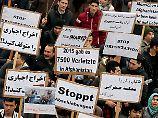 Weniger Rückführungen als 2016: Regierung verpasst Abschiebeziel