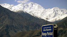 Weiteres Opfer am Nanga Parbat: Rettungsaktion gelingt nur teilweise
