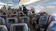 Tipps für Passagiere: Wie man beim Flug auf die Gesundheit achtet