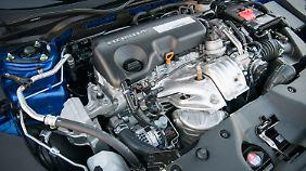 Der Dieselmotor von Honda erfüllt die strengen Vorgaben der RDE-Messung.