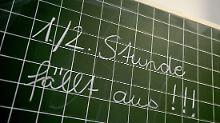 Neue Studie zum Lehrermangel: Bis 2025 fehlen 35.000 Grundschullehrer