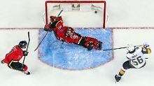 Las Vegas wird zur NHL-Sensation: Erschüttert vom Drama, beseelt vom Erfolg