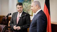 Annäherung nach Besuchsstreit: Netanjahu hat wieder Zeit für Deutschland