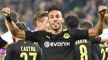 Gewinnt der FC Arsenal durch ihn an Größe? Pierre-Emerick Aubameyang.