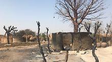 Tausende Tote im Streit um Land: Nomaden kämpfen gegen Bauern in Nigeria
