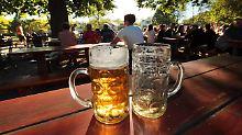 """Zu viel Alkohol: Bier ist nicht """"bekömmlich"""""""