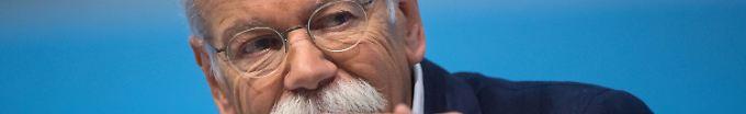 Der Börsen-Tag: 10:32 Zetsche-Rücktritt: Wie reagiert die Daimler-Aktie?