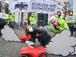 Schadstoffe statt Sauerstoff: Was schmutzige Luft anrichtet