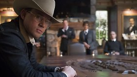 """Kingsman: The Golden Circle"": Channing Tatum als Tequila."
