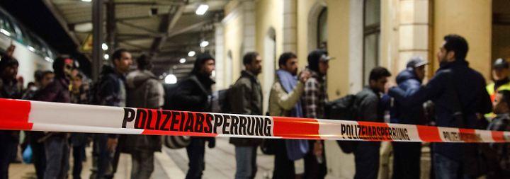 "Weitere Stadt verlangt Flüchtlingsstopp: Freiberg in Sachsen zieht ""Reißleine"""