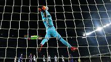 Sieg gegen Valencia: Barca mit einem Bein im Finale