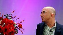 Trump sei Dank: Amazon macht Jeff Bezos immer reicher