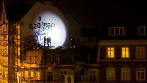 Gipfel-Krawalle in Hamburg: Polizei will auch im Ausland nach G20-Randalierern fahnden