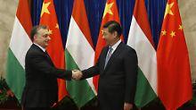 Über Griechenland und Ungarn: Chinas langer Arm greift in die EU