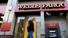 Strafe für Skandalbank: Fed erteilt Wells Fargo Wachstumsverbot