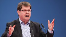 Obergrenze oder keine Obergrenze: Die SPD stört sich am O-Wort