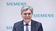Siemens-Chef will Lausitz helfen: Kaeser rückt weiter von Görlitz-Schließung ab