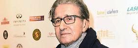 """Mit 76 """"friedlich gestorben"""": Schauspieler Rolf Zacher ist tot"""