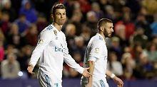 Real zittert vor PSG-Übermacht: Angefressener Ronaldo schiebt Wechselfrust