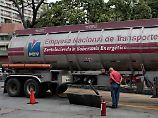 USA erhöhen Druck auf Venezuela: Tillerson droht mit Strafen gegen Ölindustrie