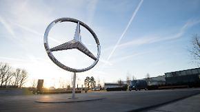 Kampfansage an Google und Co.: Chinesischer Milliardär plant Einstieg bei Daimler