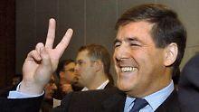 Deutsche Bank in der Misere: Ackermann weist alle Schuld von sich