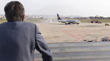 """Ryanair-Chef Michael O'Leary bezeichnet die Forderungen seiner Piloten als """"lächerlich""""."""