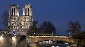Notre-Dame braucht Millionenspenden.
