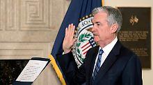 Der Börsen-Tag: Machtwechsel - Neuer Fed-Chef legt Amtseid ab