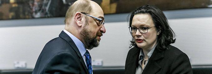 Keine Beute, keine GroKo?: Schulz hat zu viel versprochen