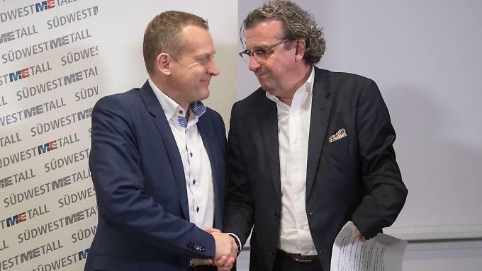 Neuer Tarifvertrag mit Signalwirkung: Metall- und Elektroindustrie erringt umkämpfte Einigung