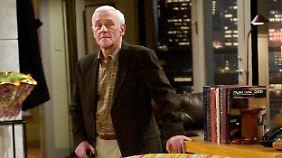 """Seine wahrscheinlich bekannteste Rolle spielte Mahoney in """"Frasier""""."""