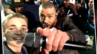 Promi-News des Tages: #SelfieKid erobert das Netz im Sturm