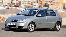 Gebraucht zuverlässig und solide: Toyota Corolla - Geheimtipp für Sparfüchse