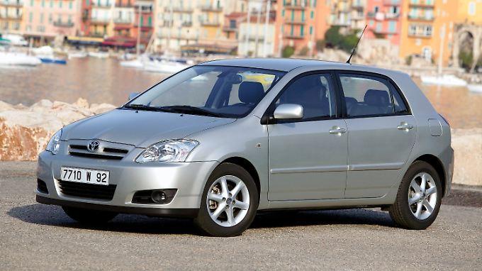 Optisch ist der Toyota Corolla eher unauffällig, in Sachen Zuverlässigkeit hingegen ein Musterbeispiel.