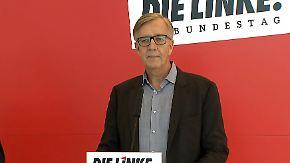 """Oppositionsstimmen zur neuen GroKo: """"Wahlverlierer treffen sich auf dem kleinsten Nenner"""""""