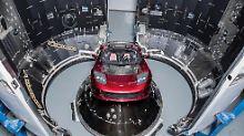 Viel Schatten und ein Lichtblick: Tesla verfünffacht Verlust - und überzeugt