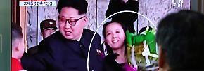 Parade am Tag vor Olympia: Kim lässt seine Raketen auffahren