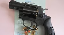 Besuch beim Waffenhändler: Das gekaufte Sicherheitsgefühl