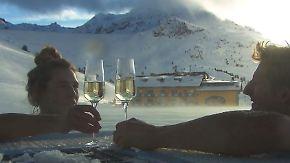 n-tv Ratgeber-Reportage: Von sportlich bis entspannt - ein Wintertag in den Alpen