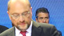 Druck aus der SPD-Führung: Schulz verzichtet auf Außenministerium